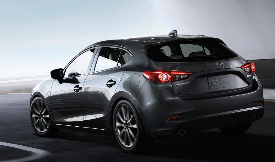 2018 mazda 3 hatchback features specifications and