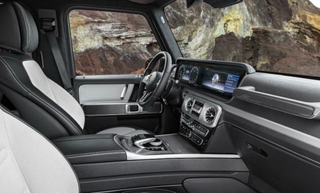 2018 Mercedes Benz G Exterior