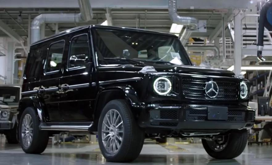 2018 Mercedes Benz G Review