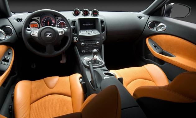 2018 Nissan 370Z Exterior