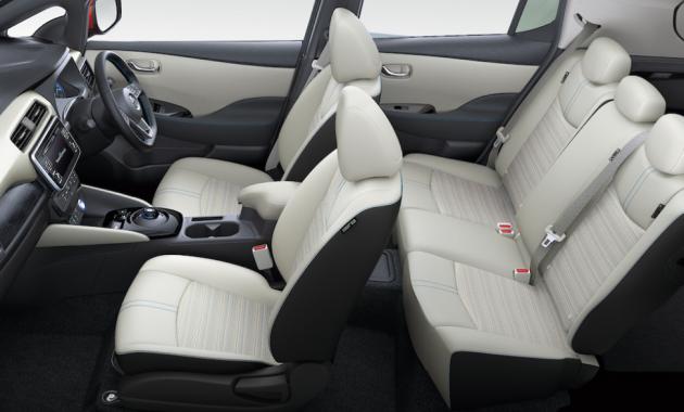 2018 Nissan Leaf Exterior