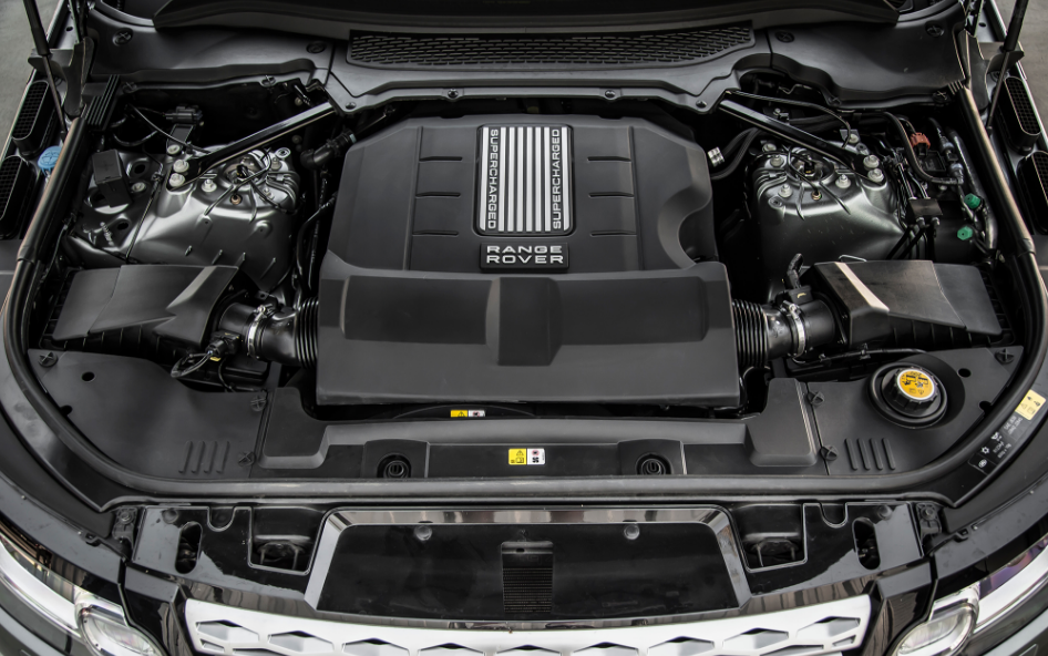 2018 Range Rover Engine