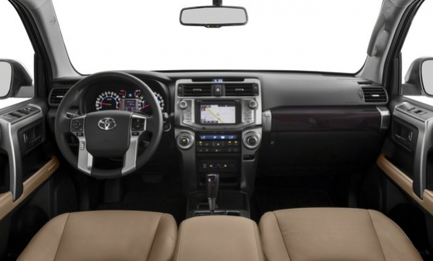 2018 Toyota 4Runner Exterior