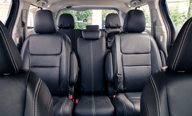 2018 Toyota Sienna Exterior