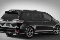2018 Toyota Sienna Price