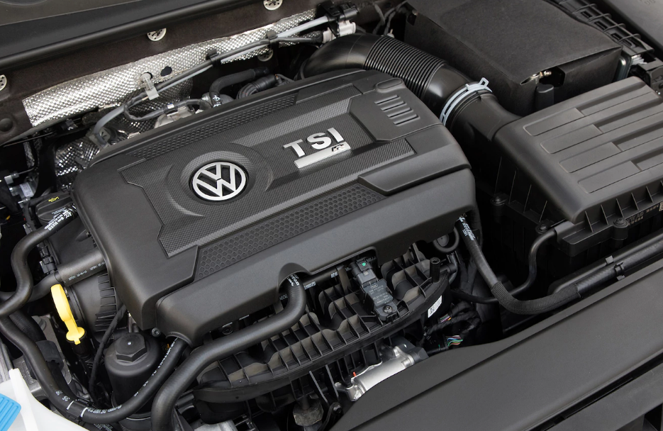 2018 Volkswagen Golf R Engine