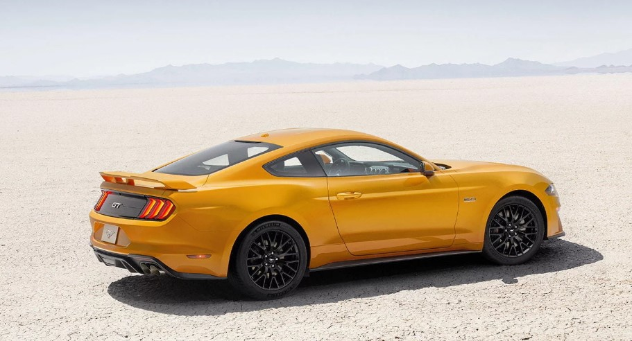 2018 Ford Mustang GT Concept