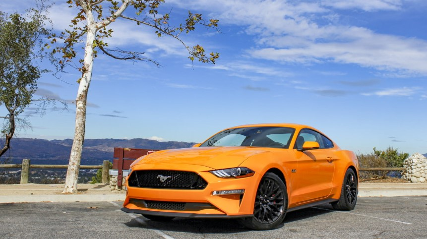2018 Ford Mustang GT Release Date
