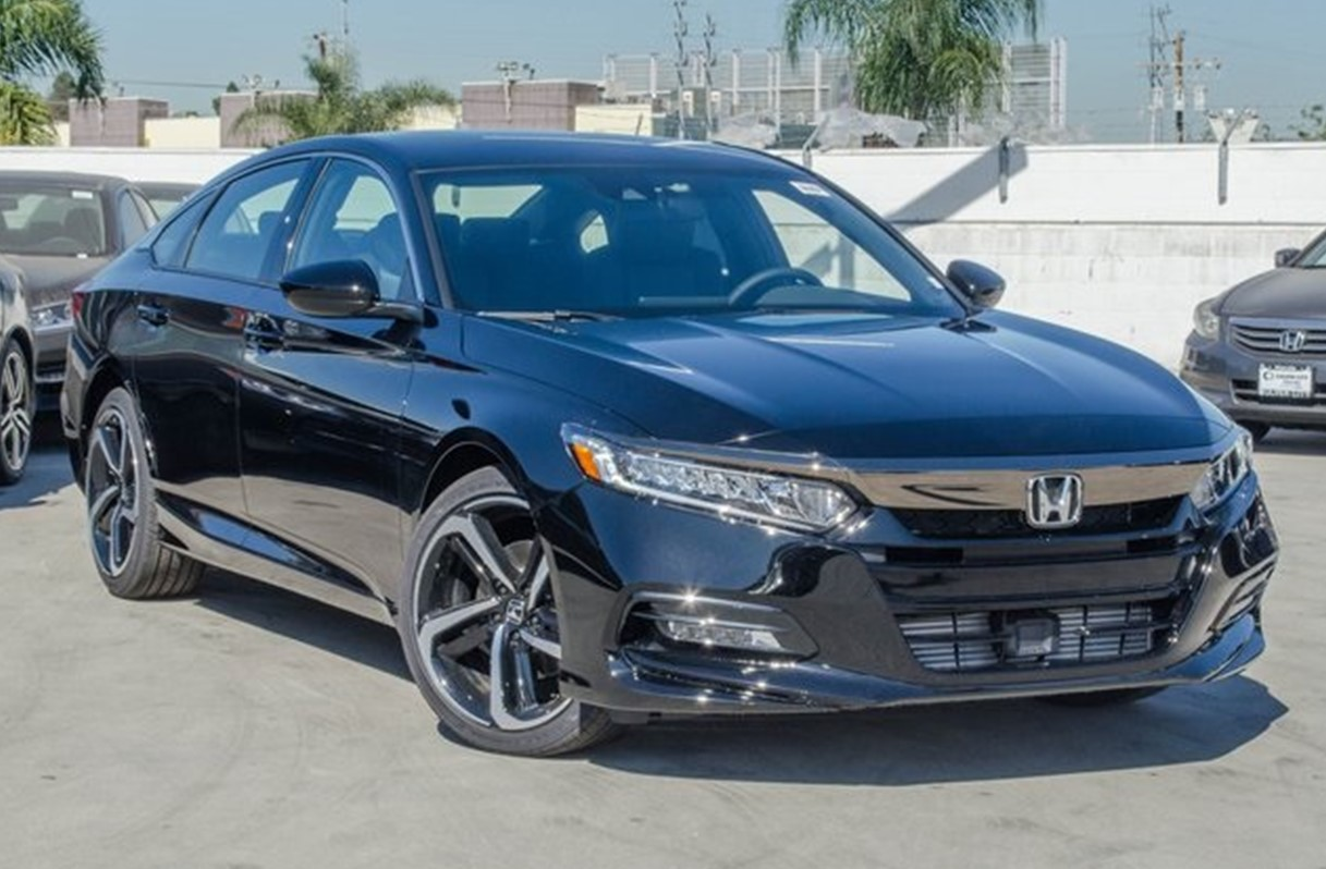 2018 Honda Accord Sport Features