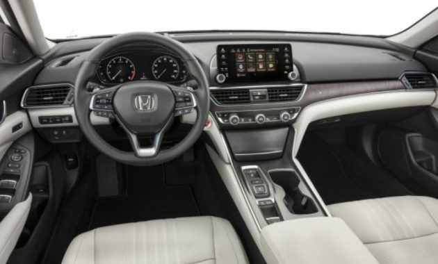 2018 Honda Accord Sport Interior