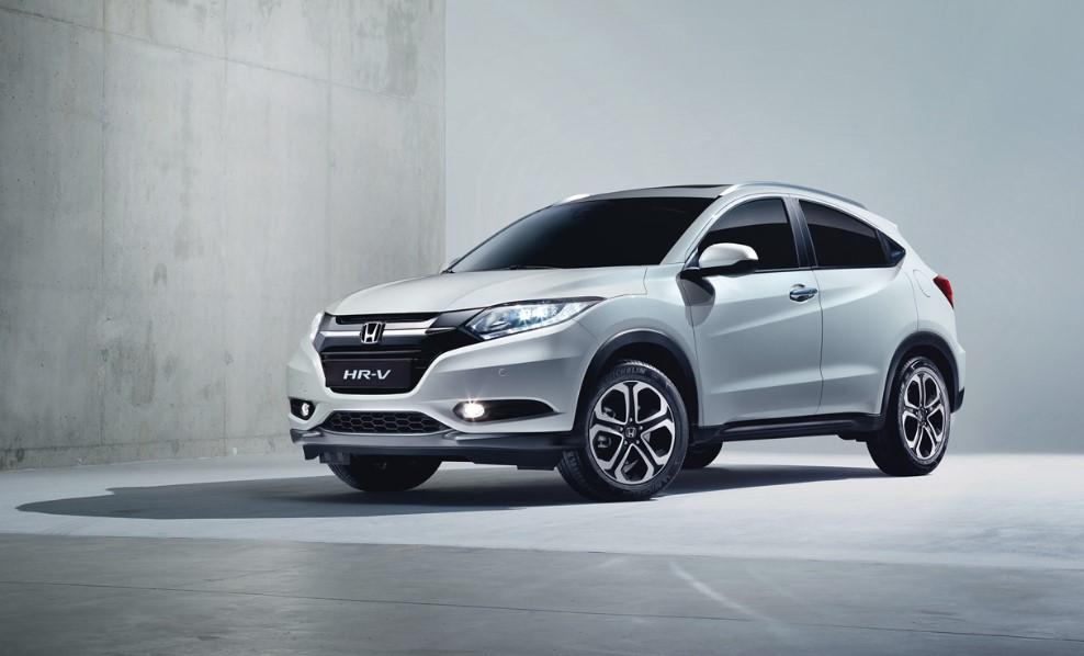 2018 Honda HR-V Release Date