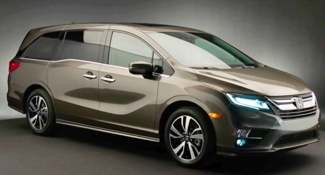 2018 Honda Odyssey Concept