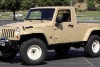 2018 Jeep Wrangler Pickup Release Date