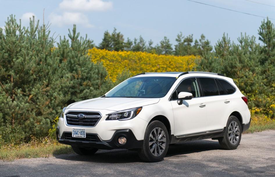 2018 Subaru Outback Concept