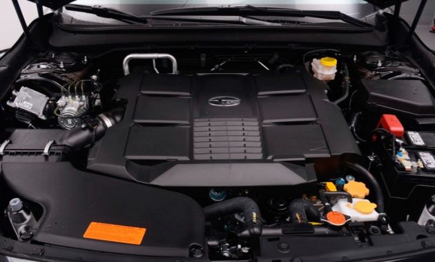 2018 Subaru Outback Engine
