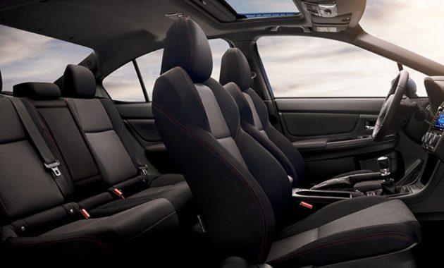 2018 Subaru WRX Redesign