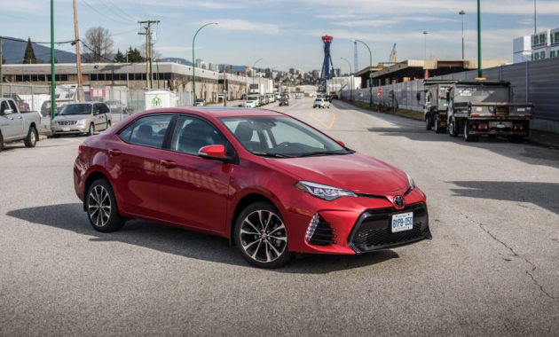 2019 Toyota Corolla Vs 2019 Toyota Camry Noorcars Com